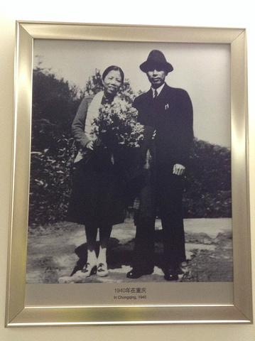 """""""纪念馆外有一架总理的专机,十元参观,飞机保护的非常不错的,值得上去一看_周恩来邓颖超纪念馆""""的评论图片"""