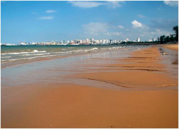 林东寨港红树林自然保护区、西秀海滩图片