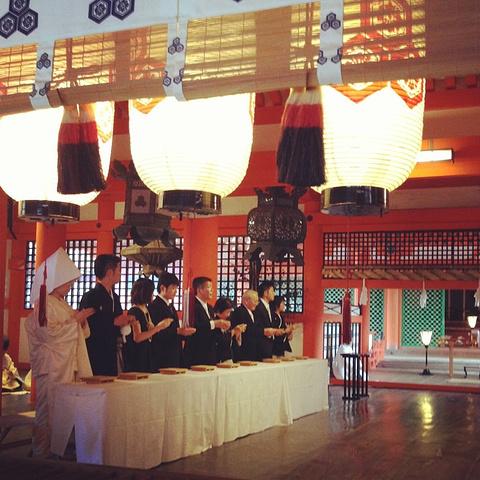 """""""门票:300日元,一天内可以多次进入_严岛神社""""的评论图片"""