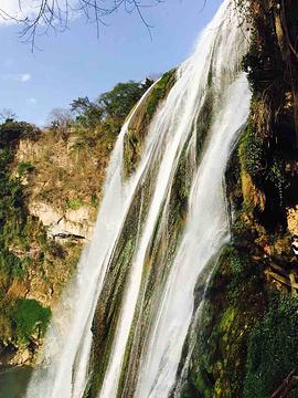 黄果树瀑布旅游景点攻略图