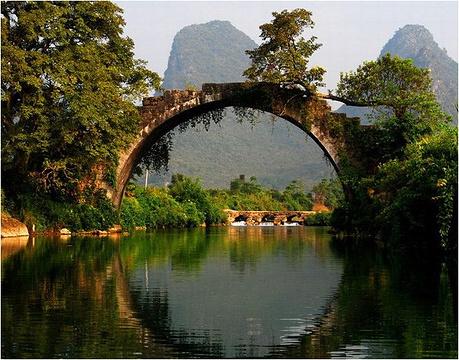 山水园的图片