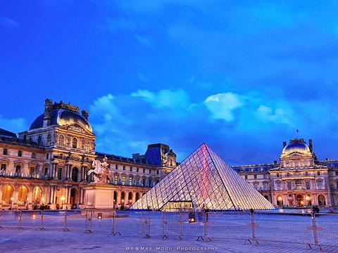 卢浮宫旅游景点图片