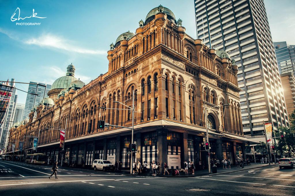 悉尼悠闲5日线路