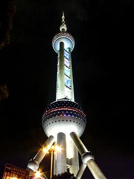 东方明珠广播电视塔旅游景点攻略图