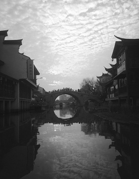 七宝古镇旅游景点攻略图
