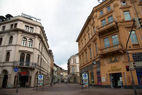 主街购物旅游景点攻略图