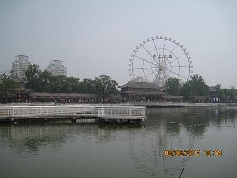 天津水上公园旅游景点攻略图