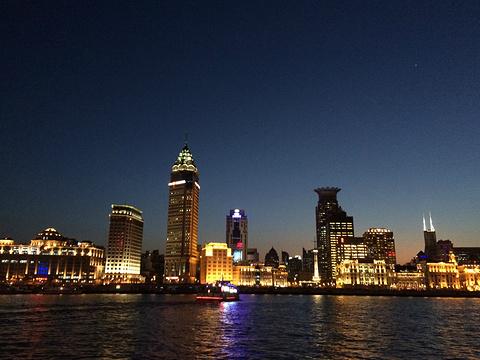 黄浦江观光区旅游景点图片