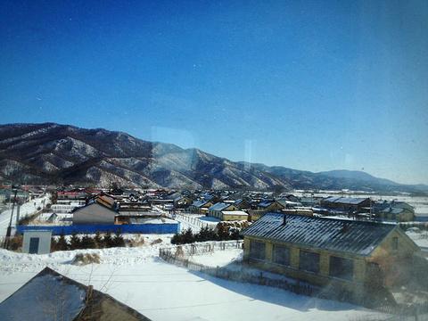 亚布力新体委滑雪场旅游景点图片
