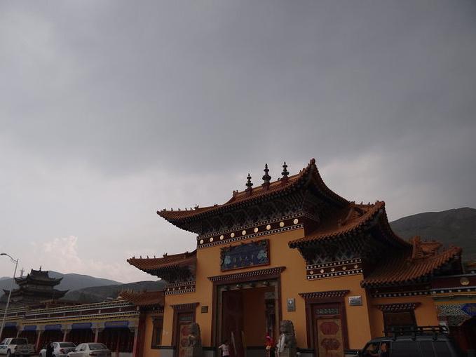 贵德坎布拉-隆务峡-隆务寺图片