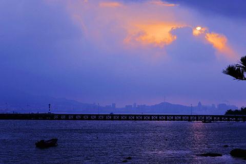 刘公岛博览园旅游景点攻略图