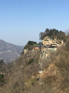 武当山旅游景点攻略图