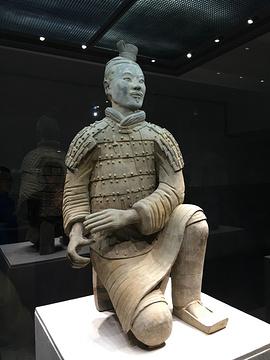 秦始皇帝陵遗址公园旅游景点攻略图
