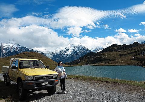 高山湖旅游景点攻略图