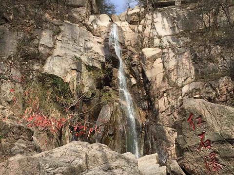 画眉谷旅游景点图片