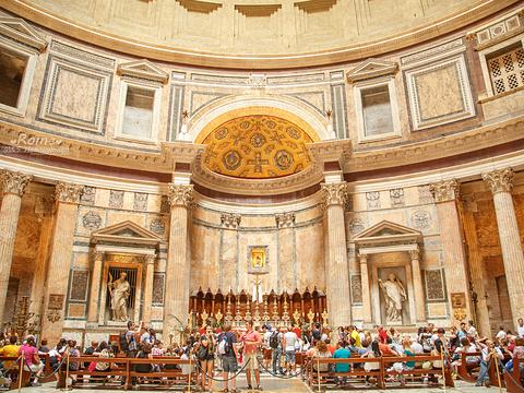 万神殿旅游景点图片