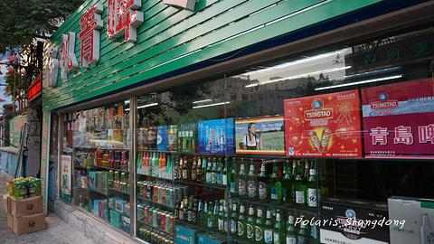 青岛啤酒街旅游景点攻略图