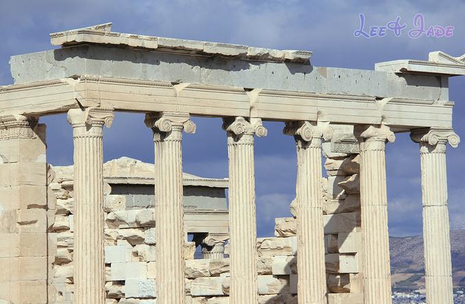 帕特农神庙图片