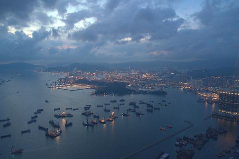 香港天际100观景台旅游景点攻略图