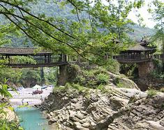 四川最美摄影景点之姊妹桥