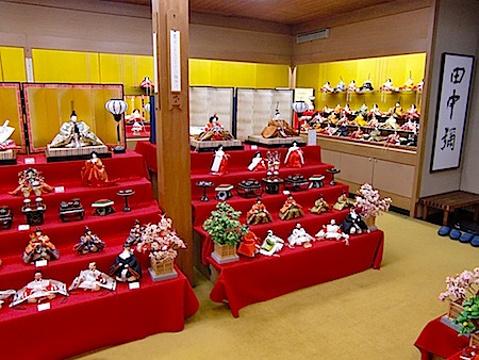 田中弥 京人形