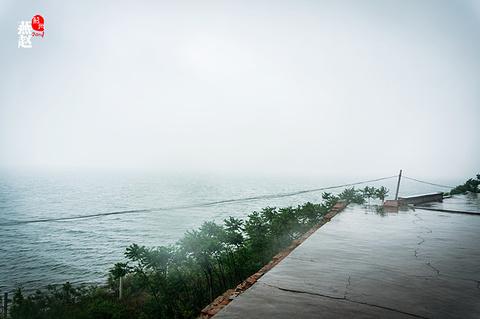 翠屏湖旅游景点攻略图