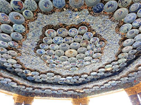 瓷房子旅游景点图片