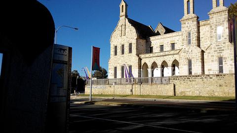 弗里曼特尔艺术中心旅游景点攻略图