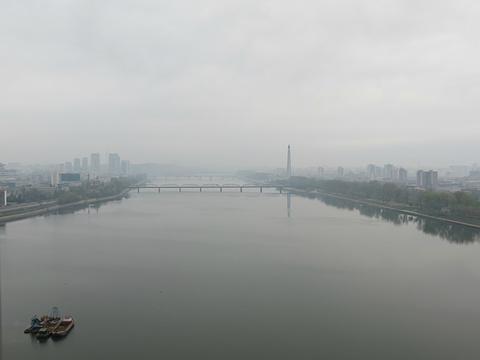 大同江景区旅游景点攻略图