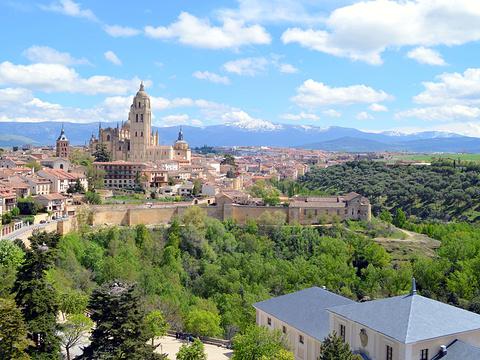 阿尔卡萨尔城堡旅游景点图片