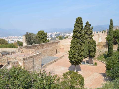希布拉尔法罗城堡旅游景点图片