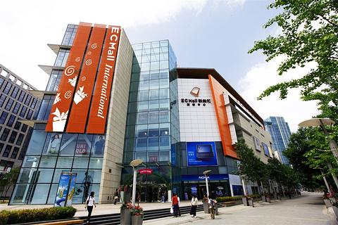 欧美汇购物中心旅游景点攻略图