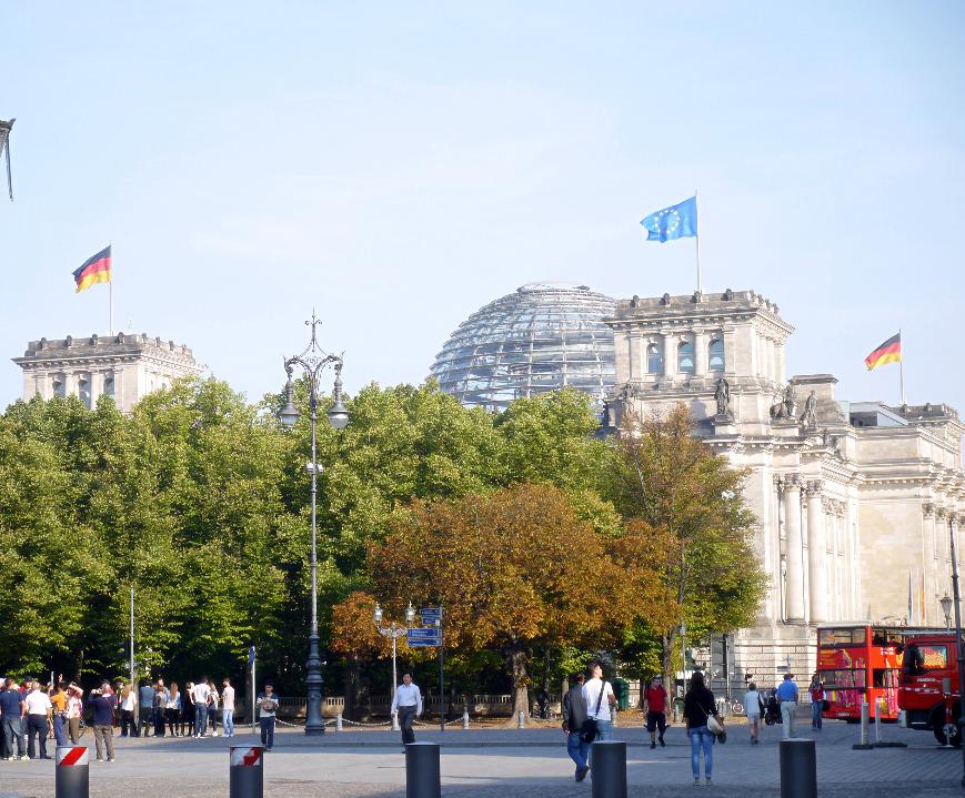 柏林1日精华线路