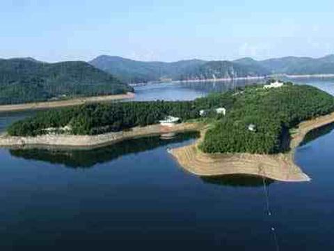 桓龙湖旅游景点图片