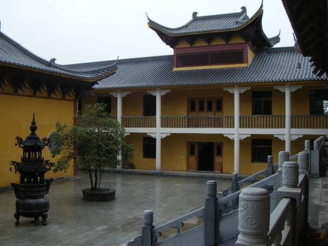 天宁古寺旅游景点攻略图