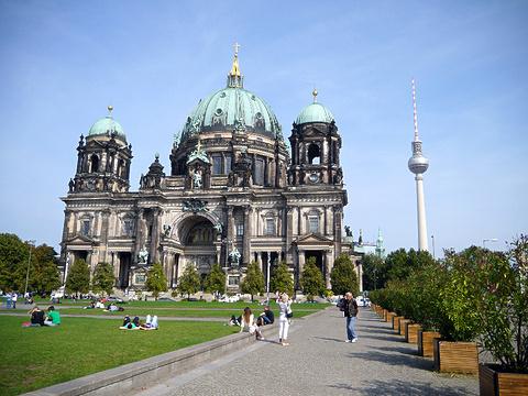 柏林旅游景点图片