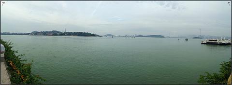 厦门轮渡码头旅游景点攻略图