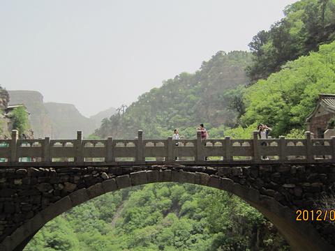 苍岩山旅游景点图片