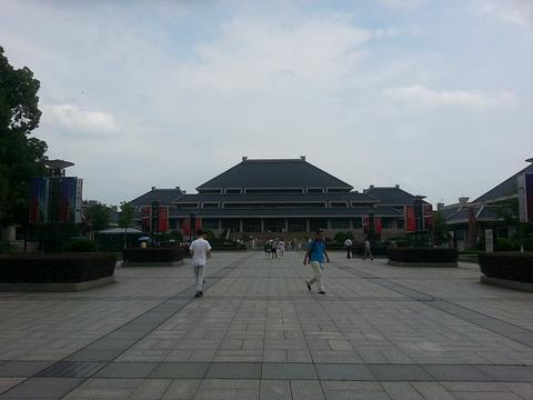 湖北省博物馆旅游景点攻略图