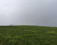 山水黄龙,云中草原