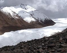 七一冰川:不够时间好好观赏的冰川之旅