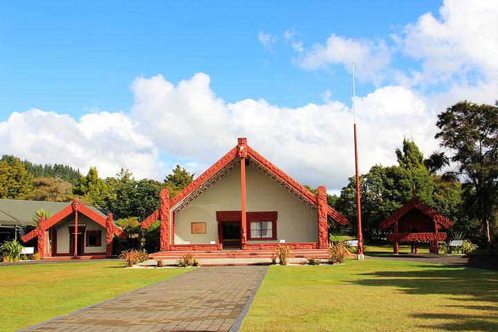 """""""毛利人是新西兰的土著,在英国的库克船长发..._奥希内穆图毛利文化村""""的评论图片"""