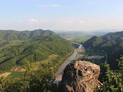 图们江国家森林公园旅游景点图片