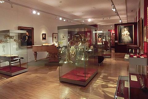 Museum of Music History (Zenetorteneti Muzeum)旅游景点攻略图