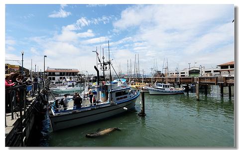 渔人码头的图片