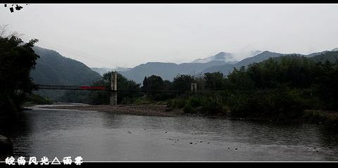 皖南山区旅游景点攻略图