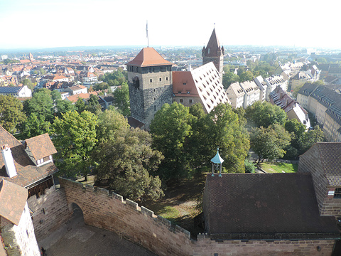 帝王堡旅游景点攻略图