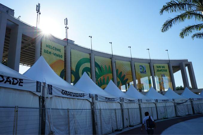 马拉卡纳体育场图片