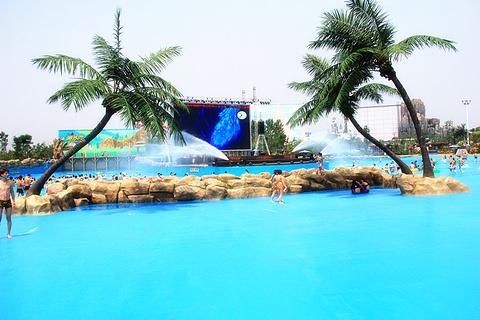 芜湖方特水上乐园旅游景点攻略图