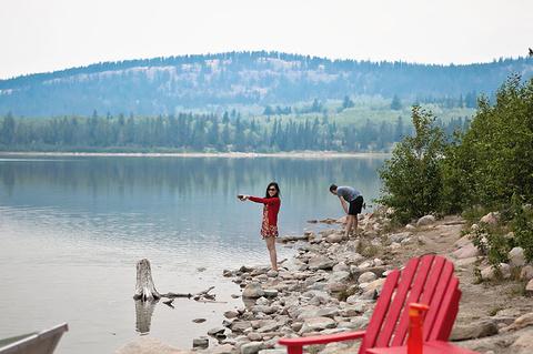 派翠西亚湖旅游景点攻略图